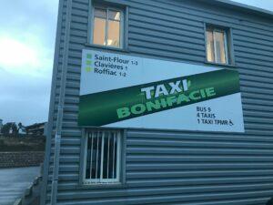 Taxi Bonifacie   Des chauffeurs de taxi à disposition sur Saint-Flour